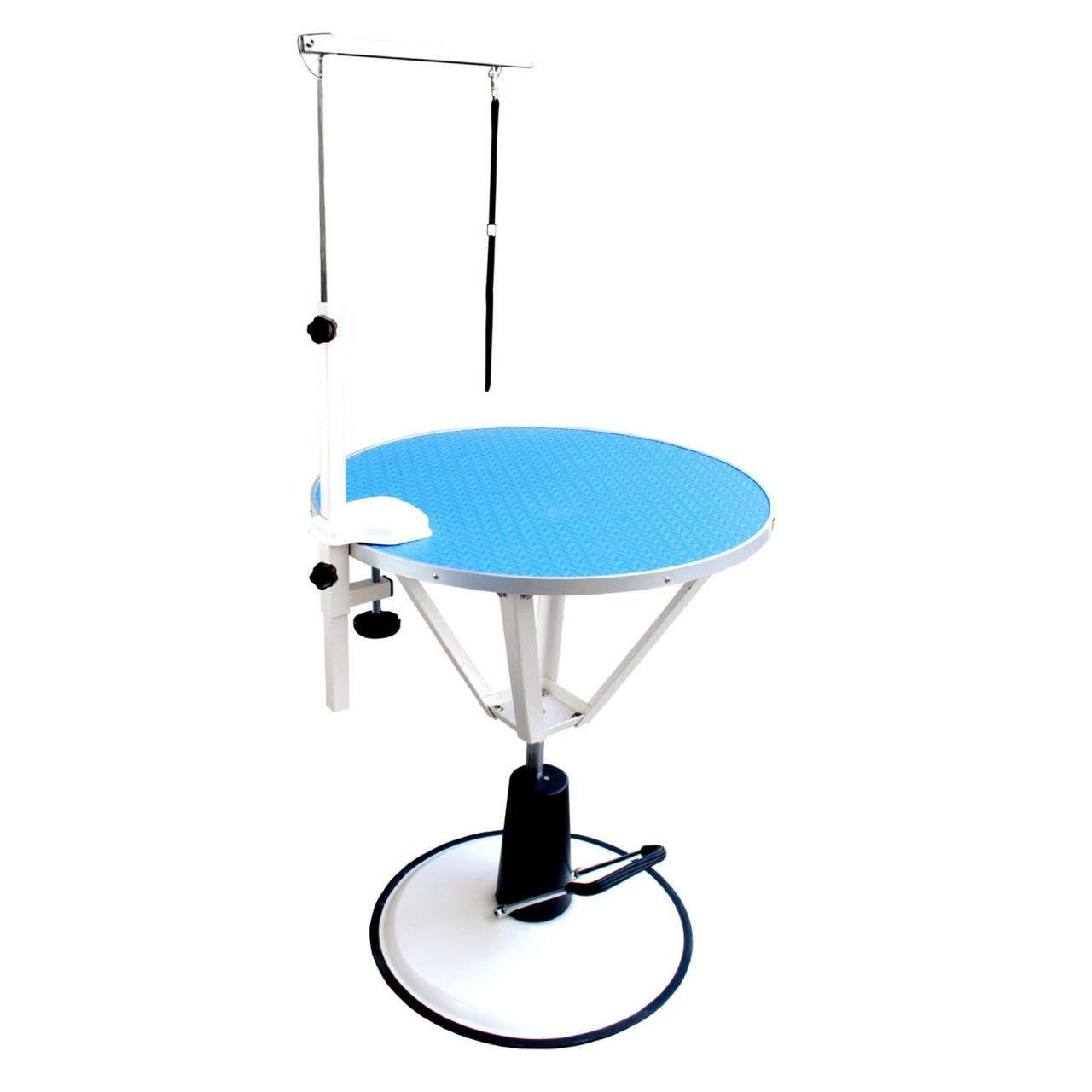 Hydraulic Table HT-4 Hydraulic Lifting Grooming Table Manufactures