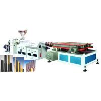 HDPE Production Line of Corrugated Tube for Pre-Stress Cement Manufactures
