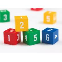 Wooden Number Dice Manufactures