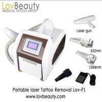 Portable Laser Tattoo Removal Lov-F1 Manufactures