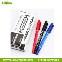 Buy cheap Writing tool Extremely fine double-head markig pen from wholesalers