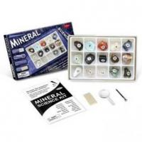 Set of 15, Mineral Science kit, part 3. Manufactures