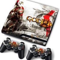 Skin Sticker for PS3 Slim Console & Controller Manufactures