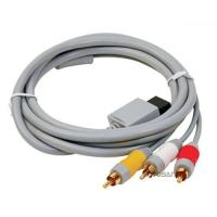 Buy cheap AV Cable for Nintendo Wii from wholesalers