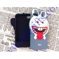 3D Monster Sharp Tooth Rabbit Silicone phone cover Manufactures