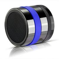 MEMTEQ Bluetooth Wireless Speaker Stereo TF Card Handsfree Cell Phone (Blue) Manufactures
