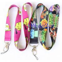 2016622113912Plants vs. Zombies Game Pattern Lanyard Manufactures