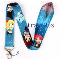 2016622112712FAIRY TAIL Anime Lanyard Blue Manufactures