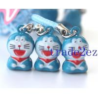 2016622145756Doraemon Anime Cartoon Strap & Bell Charms 3-Style Manufactures