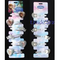 201662214556Frozen Anna/Elsa Girl Dancing Hairpin Hair Clips Manufactures