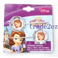 2016622143427Disney Princess Sofia the First Snap Girls Hair Clip Manufactures