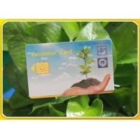 Print Contact IC Card Manufactures