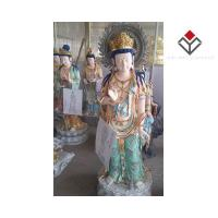 Religious Colored Sculptures Manufactures