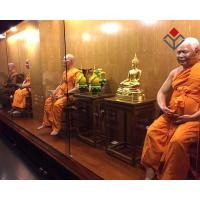 Religious Man Wax Figure Buddha Statues Manufactures