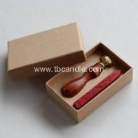 Classic Luxury Alphabet Initial Letter Sealing Wax Seal Stamp Kit Set