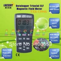 Datalogger Triaxial ELF Magnetic Field Meter & PC Software TES-1394S New Released Item