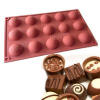 RENJIA silicone chocolate tray christmas chocolate tray silicone chocolate mold tray Manufactures