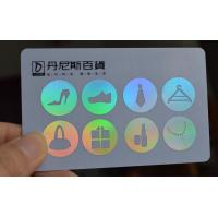 Silver metallic background card Manufactures
