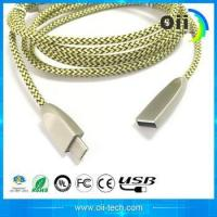 2016 High quality Braided USB Cable cable for iPhone Manufactures