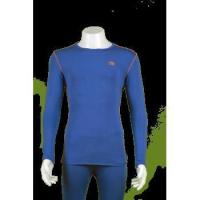 Men Blue top with no neck for men Manufactures