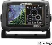 Lowrance HDS-7m Gen2 Touch Insight GPS Chartplotter Manufactures