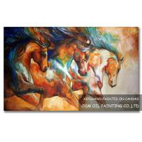 Number:OSM-An10016Home decoration modern frameless animals paintings on canvas Manufactures