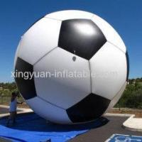 Promotional Giant Infalatble Football Balloon Manufactures