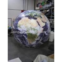 Hot Selling Ourdoor Inflatable Earth Globe Manufactures