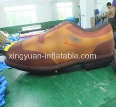 Quality Customed Design Giant Inflatable Shoes For Advertising for sale