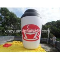 Giant Inflatable Coffee Cup For Sale Manufactures
