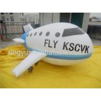 Hot Selling Giant Inflatable Plane For Advertising Manufactures