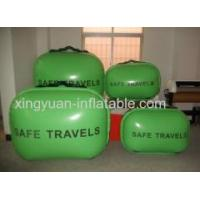 Giant Inflatable Suitcase Model For Advertising Manufactures