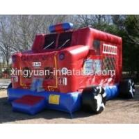 Buy cheap Inflatable bouncer XYBH005 from wholesalers