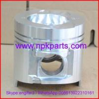 Komatsu engine repair parts 4D95 engine piston with pin and clips 6202-32-2110 Manufactures