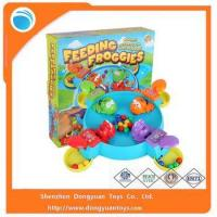 Hot Sale Feeding Froggies Game Toy Manufactures