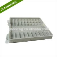 Factory price Medical Plastic Tray for medicine bottles with Clear Cover Manufactures