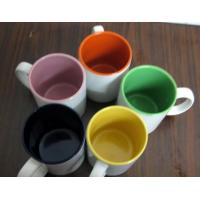Long sleeve Sublimation ceramic cup Manufactures