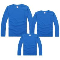 Blank T-shirt Solid color long-sleeved models 01 Manufactures