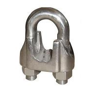 Wire Rope Clip US Type Casted Malleable Clip Manufactures