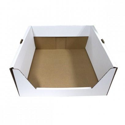 Quality Corrugated Stackable Promotional Tray PDQ for sale