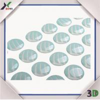 Clear epoxy sticker Manufactures