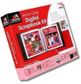 Quality All-In-One Digital Scrapbook Kit for sale