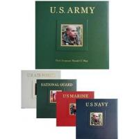 Personalized Military Scrapbook Manufactures