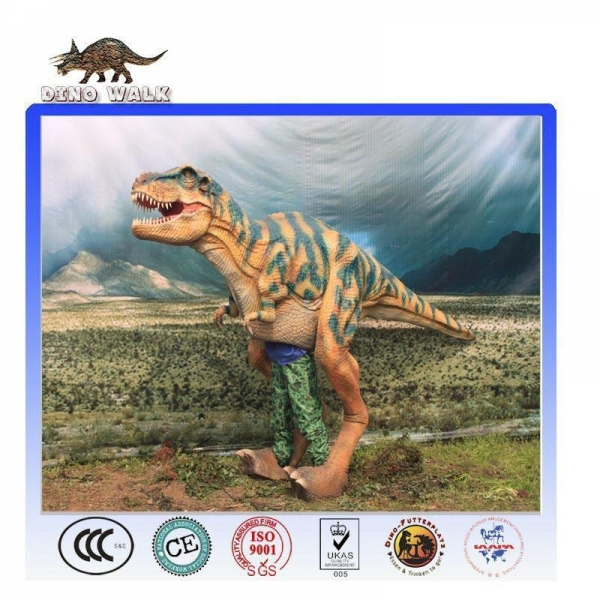 Quality High Quality Adult Suit Walking Dinosaur Costume for sale