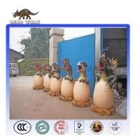 Outdoor Playground Life like Fiberglass Dustbin Manufactures
