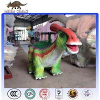 Lovely Amusement Park Rides of Dinosaurs For kiddie Manufactures
