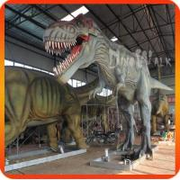 Buy cheap Theme Park High Quality Realistic Movements Dinosaur from wholesalers