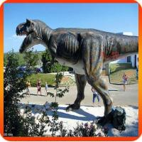 Buy cheap Animatronic life-size T-rex Dinosaur Model for sale from wholesalers