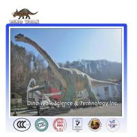 Buy cheap Animatronic Realistic Dinosaur For Fair Attraction from wholesalers
