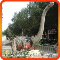Buy cheap Amusement park indoor and outdoor life size robot realistic dinosaur from wholesalers